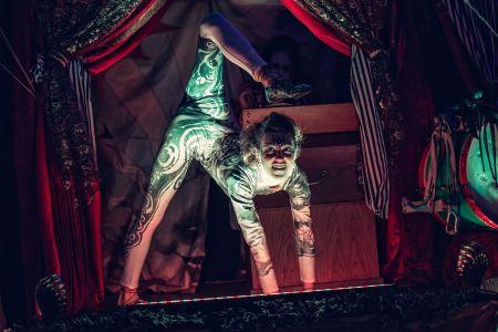 2 contortion act caravan of lost souls