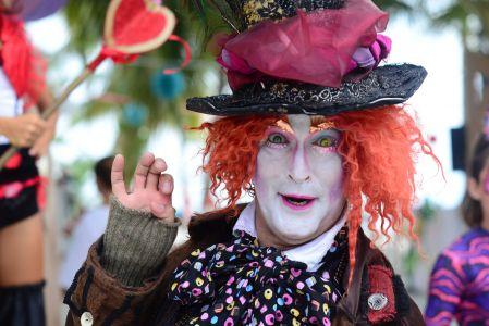 51 Alice In Wonderland Mad Hatter Maldives