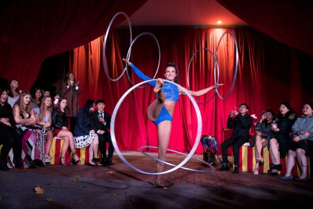 51 greatest show circus