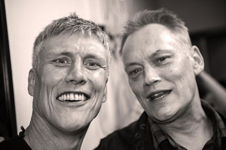 Bez And Terry Christian Ricky Hatton