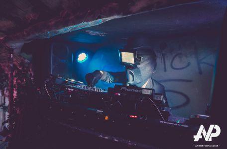 DJ Scifi Glastonbury