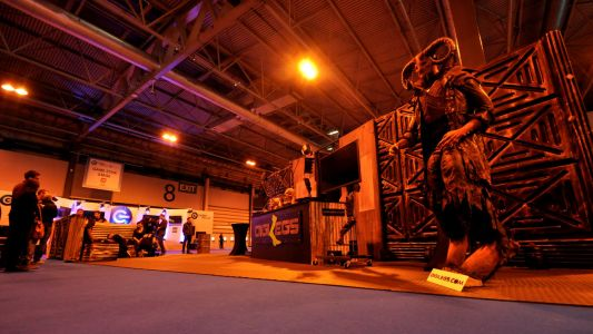 Digilegs Stand At The Gadget Show