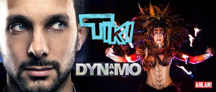 Dynamo Dash Of Tiki In Dubai