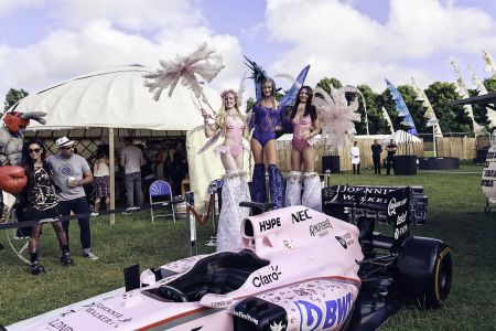 Force India F1 Isle Of Wight