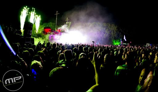 H.M.S. Bestival At Night 2013
