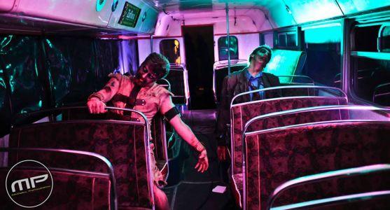 Horror On The Buses Secret Garden Party