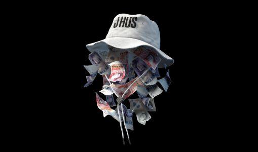 J Hus Money Hat
