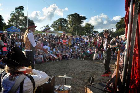 Lulworth Castle Kids Festival