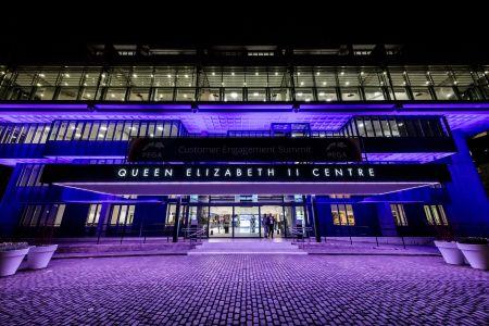 QEII Centre Decor
