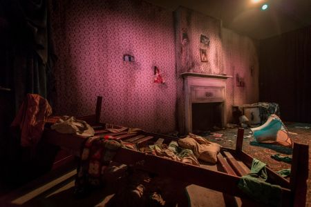 The Conjuring Decor