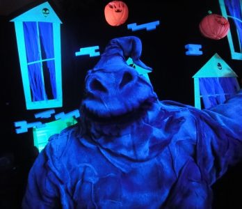 The Oogie Boogie Man Costumed Character