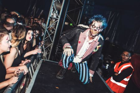 UK Subs Jamie Oliver The Haunting