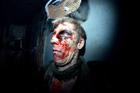 Zombie Mayhem At Spooktacular