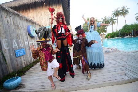 Alice In Wonderland Maldives