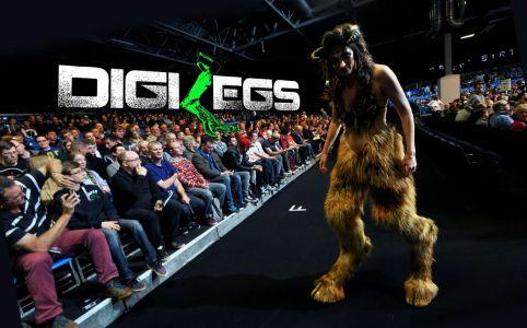 Area 51 Digilegs Gadget Show