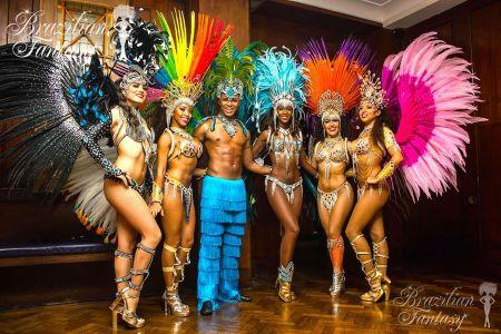area 51 samba dancers