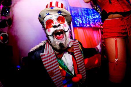 Area 51 Twisted Circus