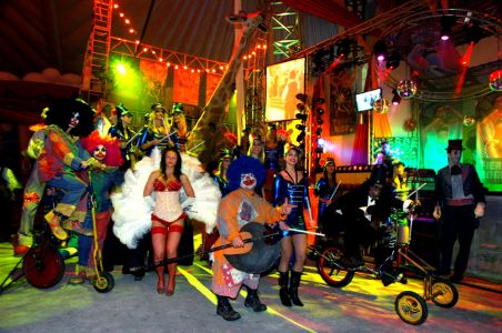 Area 51 Twisted Performers