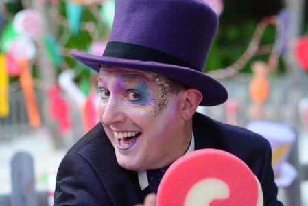 Area 51 Willy Wonka Barrington Powell