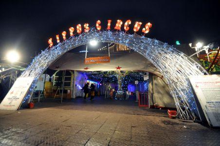 Area 51 Zippos Circus Hyde Park