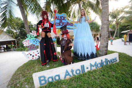 Baa Atoll Alice In Wonderland
