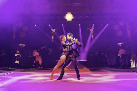 ballroom dancer act