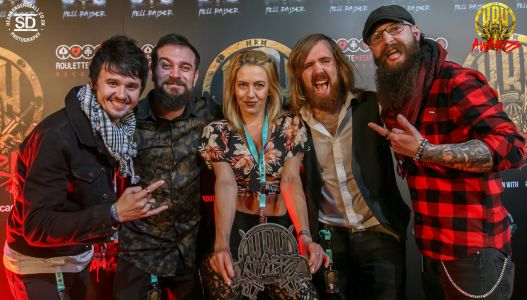 band ryders creed award winners HRH