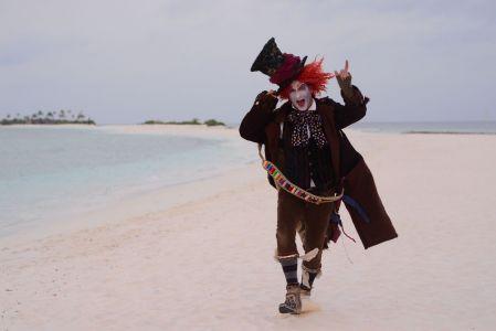 Beach Mad Hatter