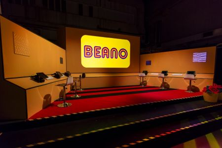 Beano Set Decor Props