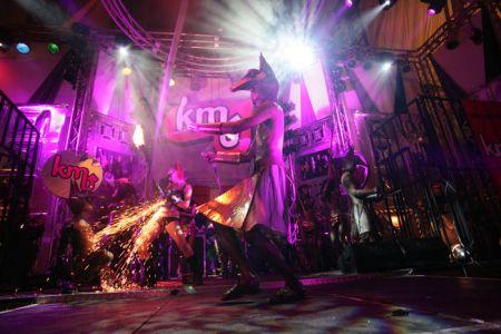 Big Reunion Twisted Circus