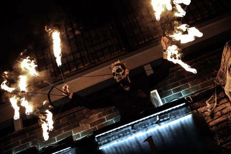 Birmingham Fire Show
