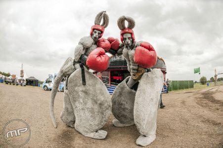 Boxing Kangaroo Costume