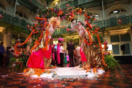 brilliant wedding decor