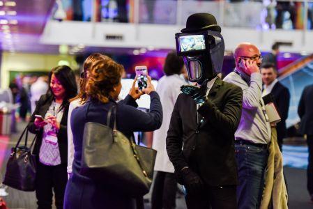 British Robot Costume