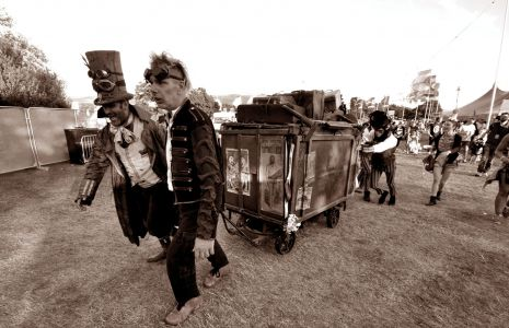 Caravan Of Lost Souls July 2014