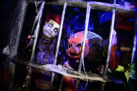 Celebrity Halloween Party Jonathan Ross