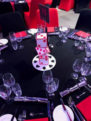 Centrepiece Table Casino