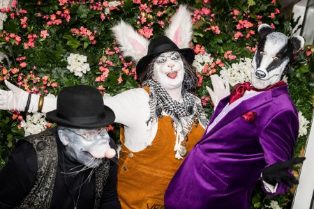 characters wind in the willows