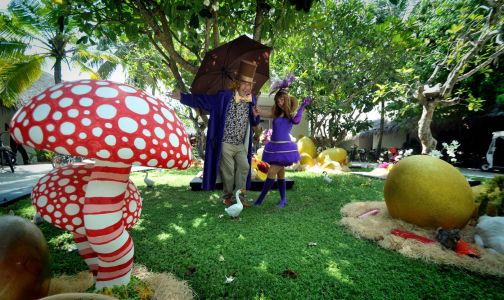 Charlie And The Chocolate Factory Decor Costume