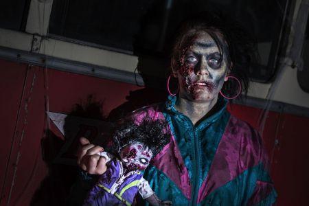 Chav Zombie