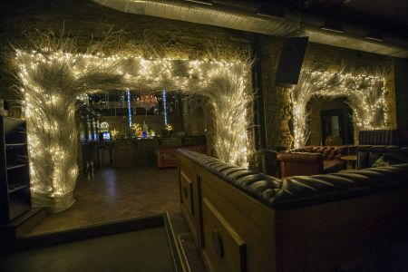 Christmas Archways Decor