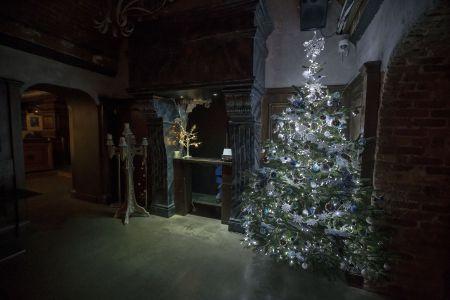 Christmas Gothic Style