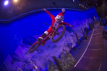 Christmas Stunt