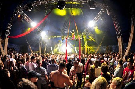 Circus Act Donington Zoo Project