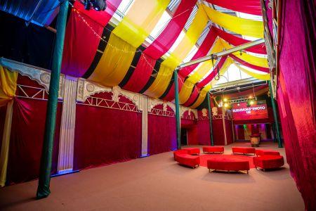 circus theme decor