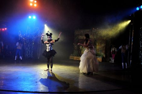 Cirque Beserk In Hyde Park 2010