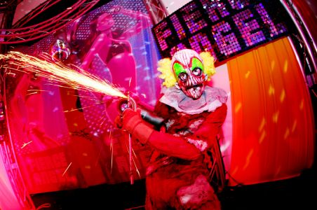 Clown Twisted Circus
