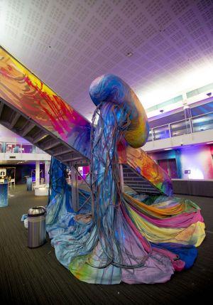 Colourful Science Decor