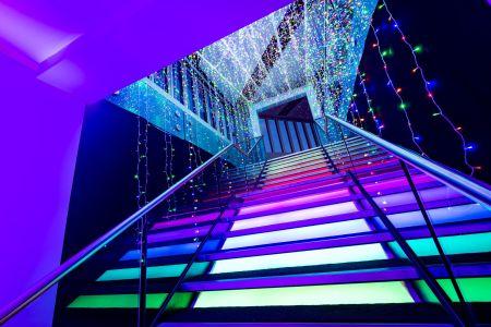 Contemporary LED Decor