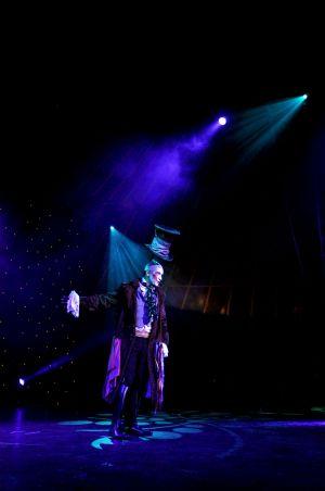 contemporary cirque ringmaster